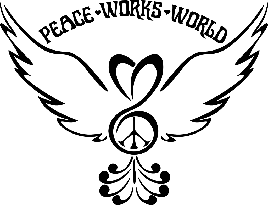 Peaceworks World Logo