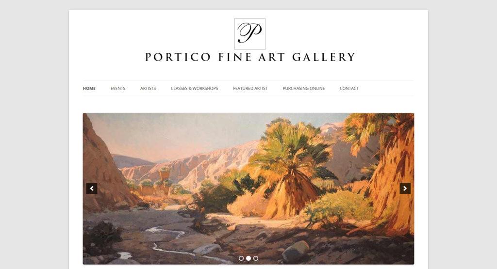 Portico Fine Art Gallery