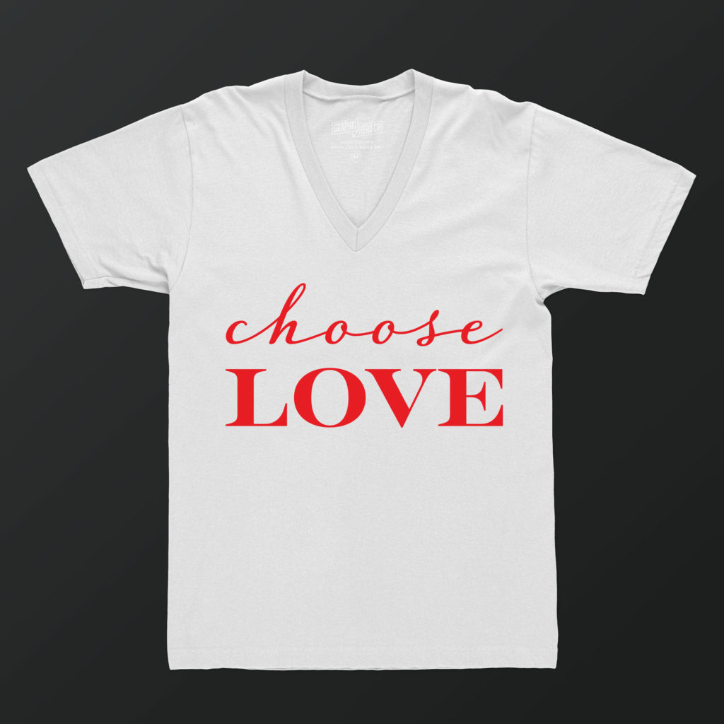 ChoosePresence.com Shirt